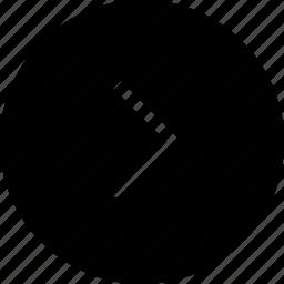 arrow, forward, interface, left, next icon