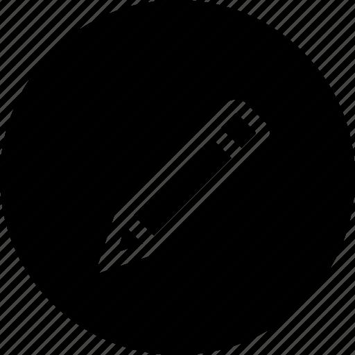 erase, interface, pen, pencil, tool icon