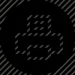 copy, interface, paper, print, printer, ui icon