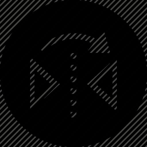 interface, move, reflect, tool, transform icon