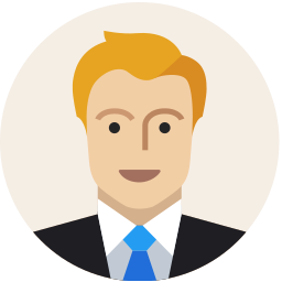 avatar, business, costume, male, man, office, user icon