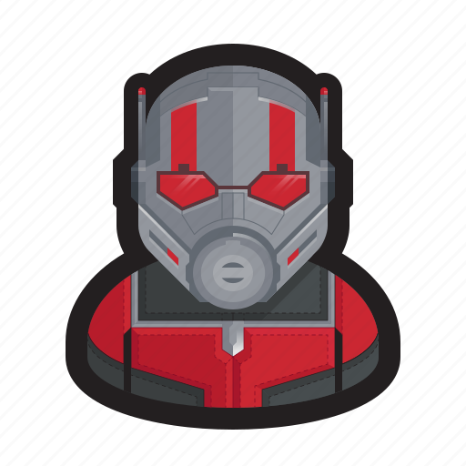 ant, antman, avengers, man, marvel, superhero, wasp icon