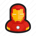 armor, avengers, iron, man, marvel, superhero, tony stark icon