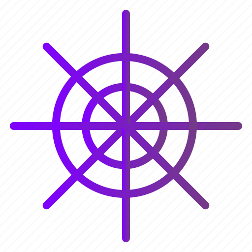 driving, gear, settings, ship wheel, steering, tire, tuning icon