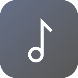 beat, interface, melody, multimedia, music, sound, tune icon