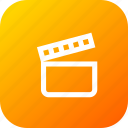 cut, film, interface, movie, moviemaker, multimedia icon