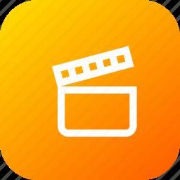 cut, film, interface, movie, moviemaker, multimedia icon