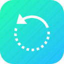 interface, menu, move, rotate, tool icon
