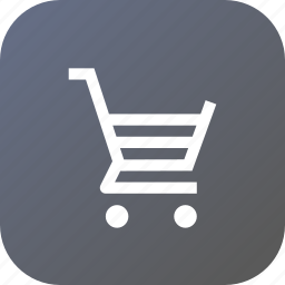 bag, bucket, interface, shopcart, shopping, tray, wheel icon