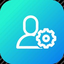 app, application, avatar, interface, setting, user icon