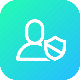 interface, protect, safe, unsafe, user icon