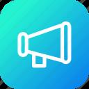 maximum, media, player, speaker, voice, volume icon