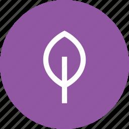environment, interface, shape, stroke, tree icon