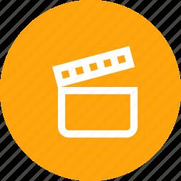cut, film, interface, media, movie, moviemaker, multimedia icon