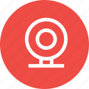 camera, interface, online, seo, videocall, web, webcam icon