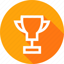 badge, first, medal, prize, trophy, ui, winner icon