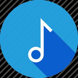 beat, interface, melody, music, tune, ui icon
