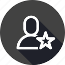 bookmark, favourite, interface, like, star, ui, user icon