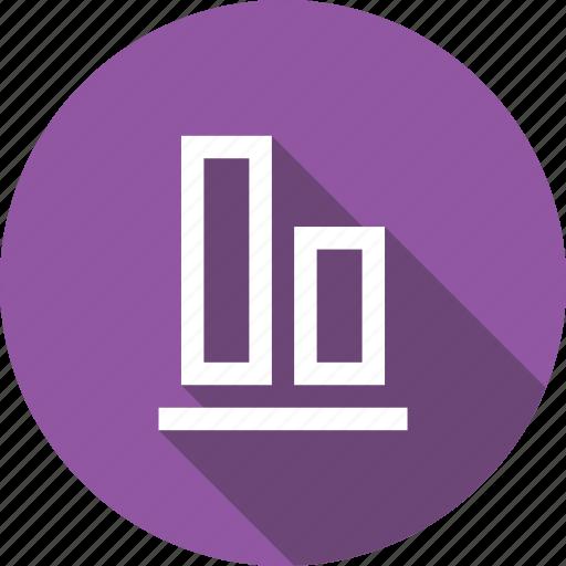 align, alignment, arrange, bottom, interface, ui, vertical icon