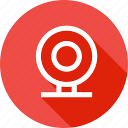 camera, interface, ui, videocall, web, webcam icon