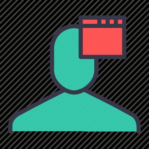 interface, maximize, minimize, screen, ui, user, window icon