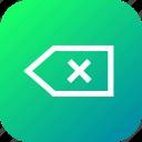 back, backward, exit, interface, tag
