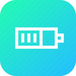 battery, charge, charging, halfbattery, indicator, interface icon