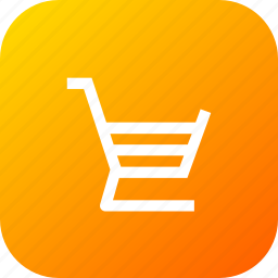 cart, interface, shop, shopping, trolly icon