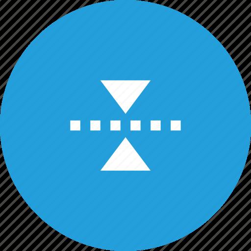 arrange, flip, interface, swap, transform, veritacl icon
