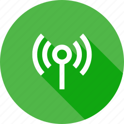 antena, interface, signal, waves, wifi, wireless icon