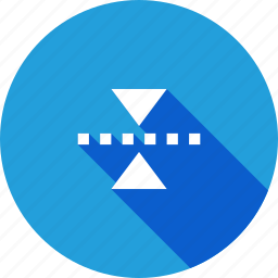 arrange, flip, interface, swap, transform, ui, veritacl icon