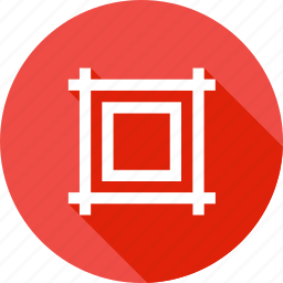 areas, artboard, interface, safe, show, video icon
