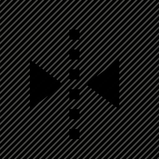 arrange, arrow, flip, horizontal, interface, transform icon