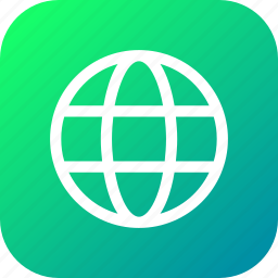 circle, connect, earth, round, web, wide, world icon