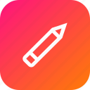 draw, edit, eraser, path, pen, pencil, tool icon