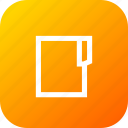 data, directory, folder, information, instruction, interface icon