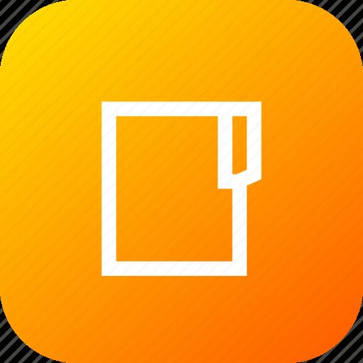 data, directory, folder, information, instruction, interface icon