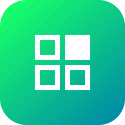 app, application, grid, interface, menu, select, selection icon