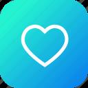 favorite, favourite, heart, interface, like, love