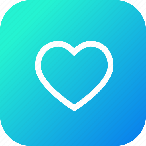 favorite, favourite, heart, interface, like, love icon