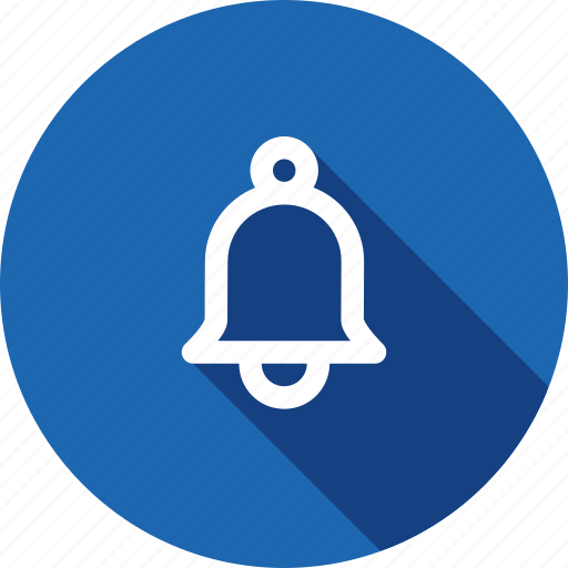alarm, bell, notice, notification, remind, reminder, round icon