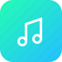 audio, melody, music, ringtone, song, tune icon