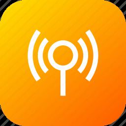annetena, device, interface, net, network, web, wifi icon