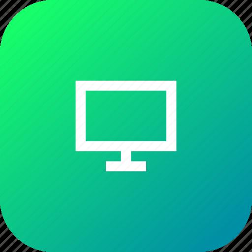 computer, device, laptop, pc, screen, window, windows icon