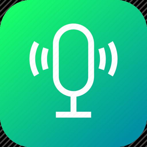 input, recognization, recorder, recording, speech, voice icon