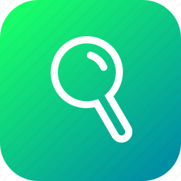 explore, find, interface, magnify, search, zoom icon
