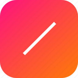 draw, interface, line, linesegment, tool icon