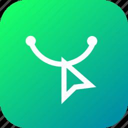 change, design, reshape, reshapetool, shape icon