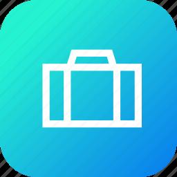 bag, interface, kit, suitcase, tool, toolkit icon