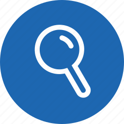 find, interface, magnify, search, zoom icon